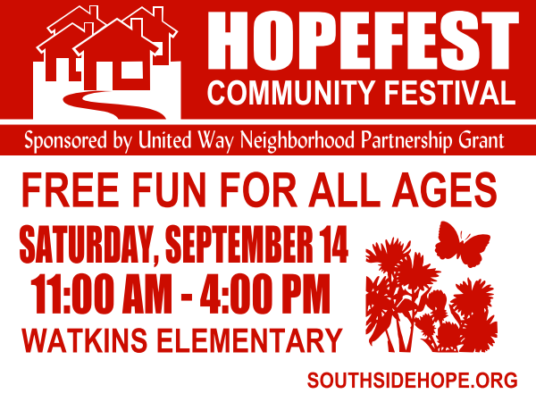 HopeFest Community Festival 2019