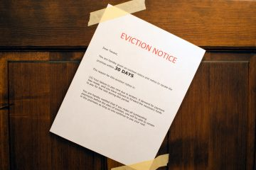 Evictions - How to Avoid Them