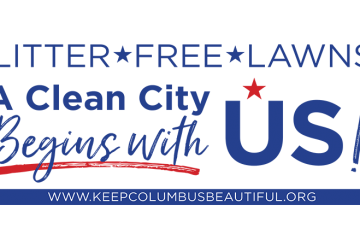 Litter Free Lawns in South Columbus